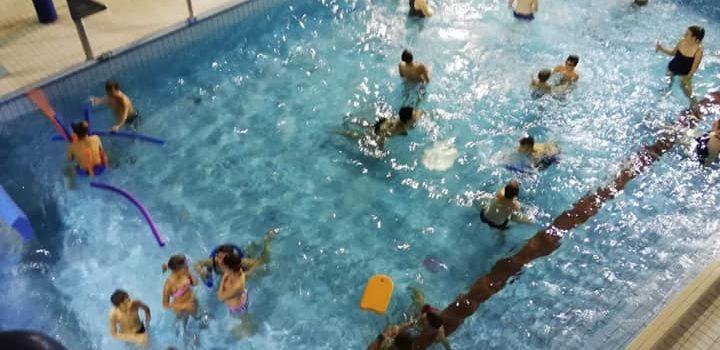 Relaks na basenie…